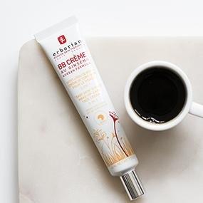 ERBORIAN BB Crème de Teint-Soin Effet Peau de Bébé
