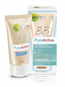 Garnier Skin Active BB Crème Pure Active 5-en-1