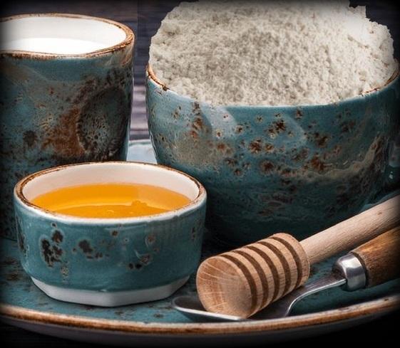 10. Masque au lait de coco et au miel