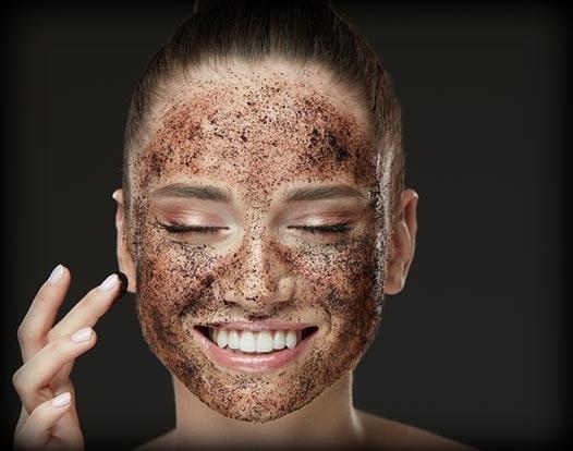 15. Masque à l'huile d'olive et au café
