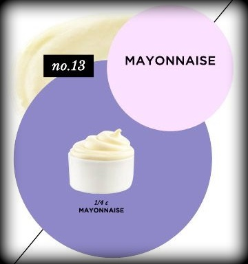 7. Masque Mayonnaise