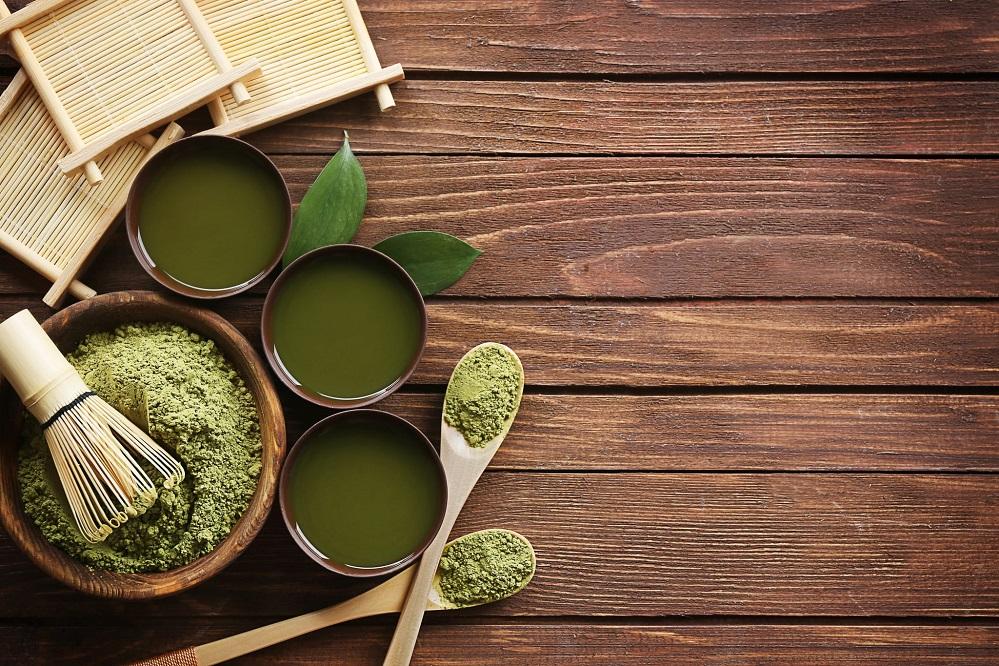 Vous avez de l'acné Vous allez adorer ces recettes maison au thé vert - Copie