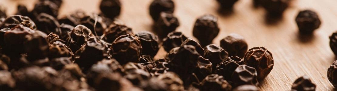 Bienfaits de l'huile essentielle de poivre noir sur la santé