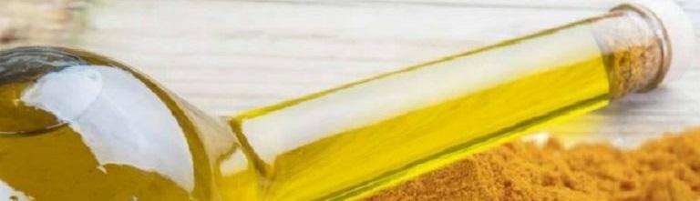 Bienfaits de l'huile essentielle de curcuma sur la santé