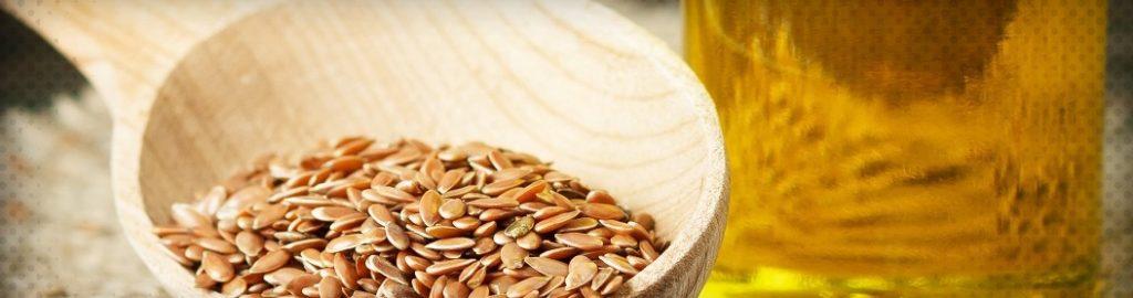 Les bienfaits de l'huile de lin