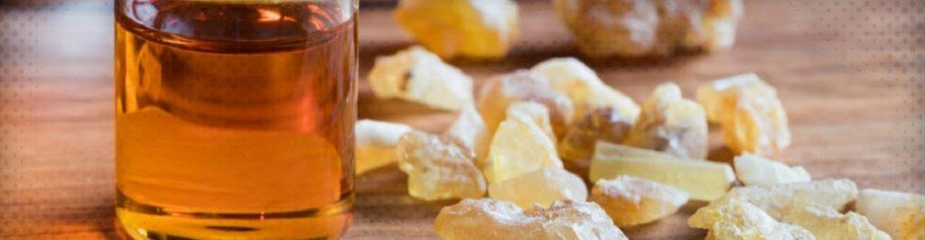Les bienfaits de l'huile essentielle d'encens