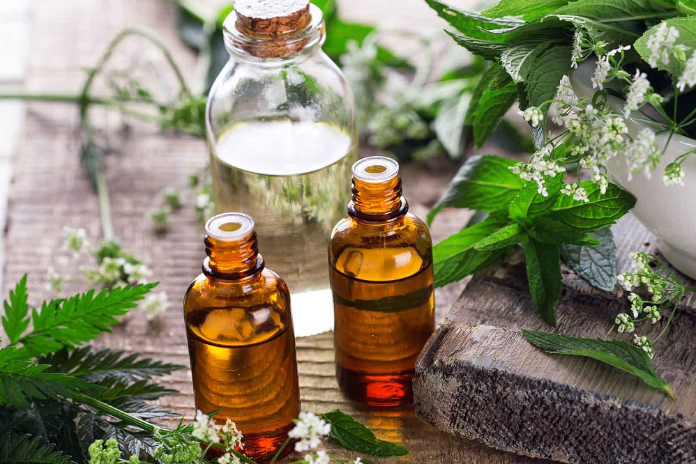 Les meilleures huiles essentielles pour l'asthme