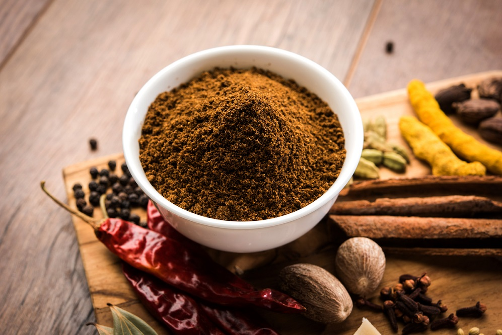 Bienfaits du Garam Masala sur la santé