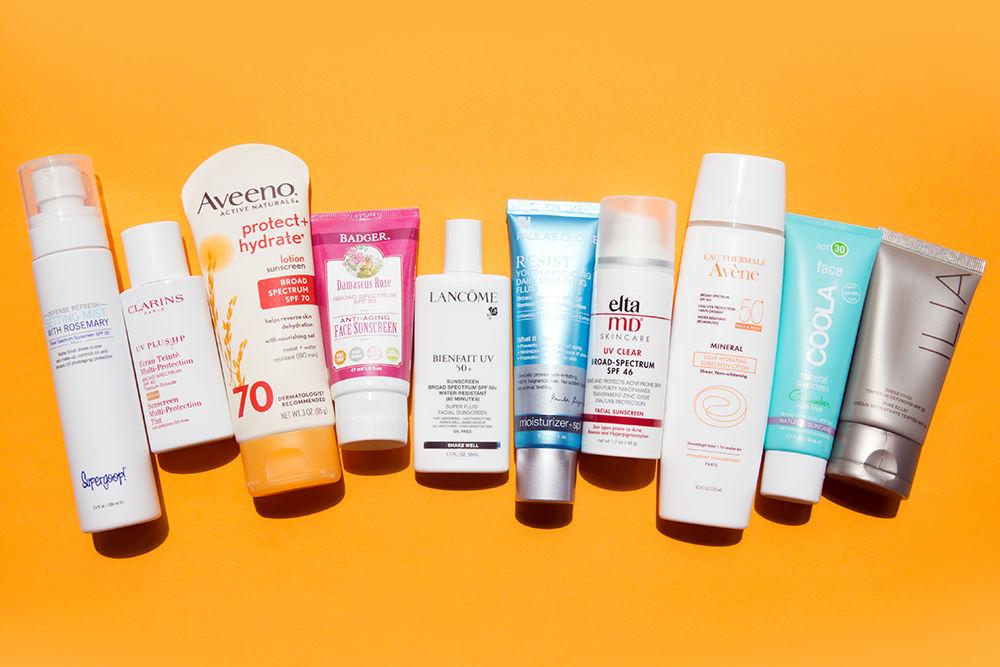 Les 3 meilleures crèmes solaires pour peaux sensibles – Avis & meilleurs choix