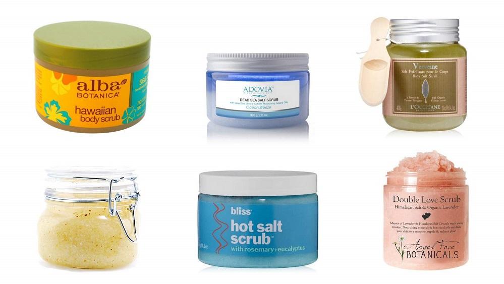 Les 5 meilleurs gommages au sel de mer – Avis & meilleurs choix