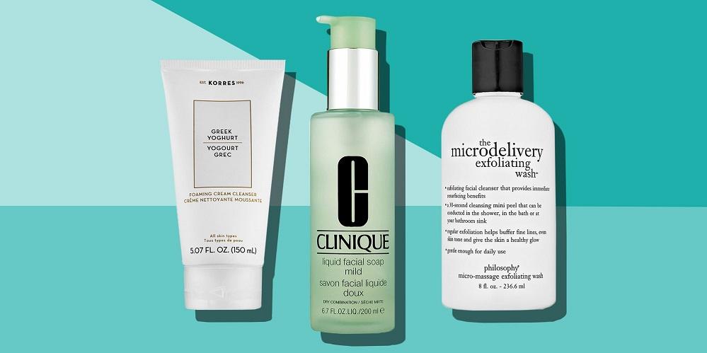 Les 5 meilleurs nettoyants visage pour peaux sensibles – Avis & meilleurs choix
