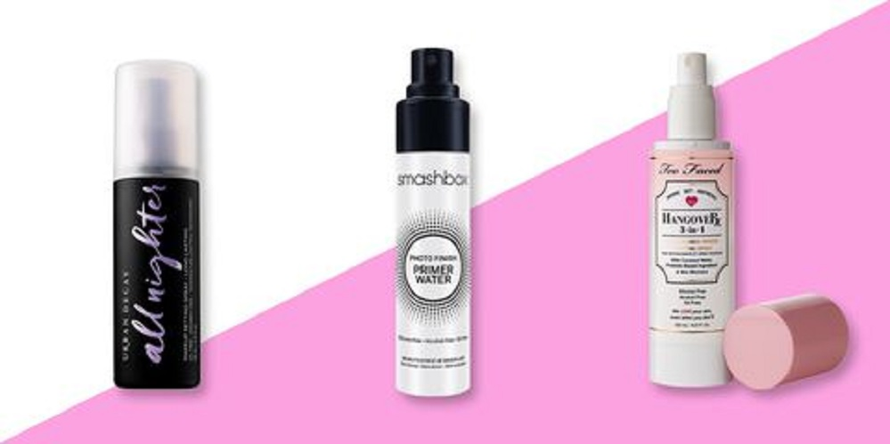 Les 3 meilleurs sprays fixant de maquillage pour peaux sèches – Avis & conseils