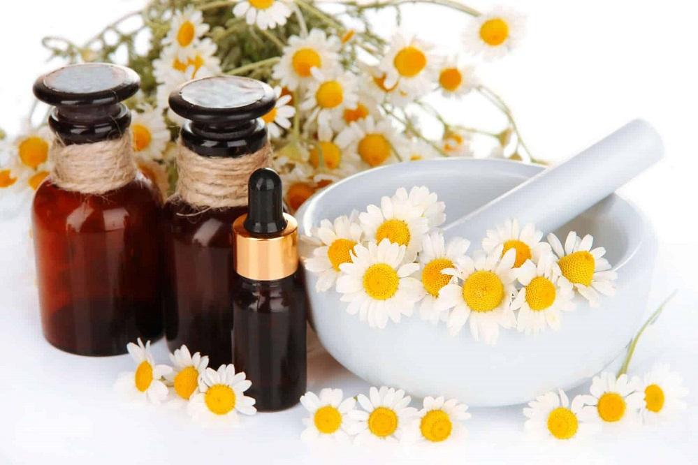 Bienfaits de l'huile essentielle de camomille romaine sur la santé