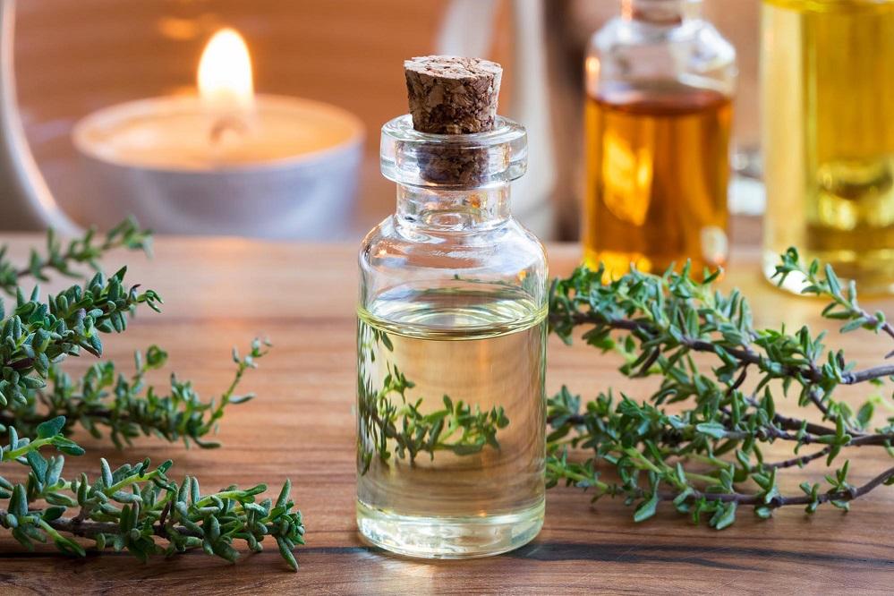Bienfaits de l'huile essentielle de thym sur la santé