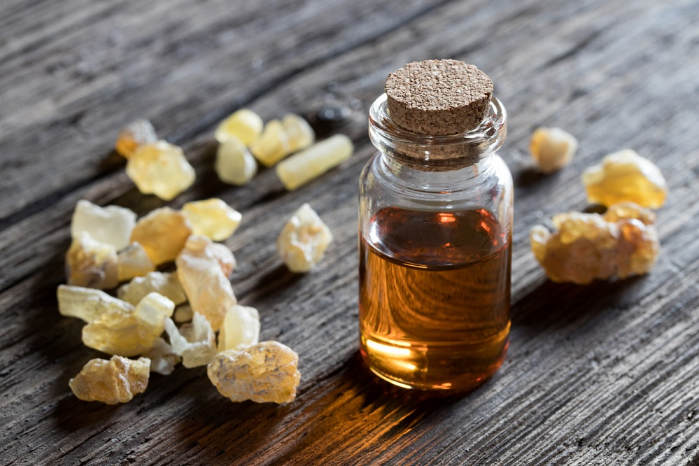 Bienfaits de l'huile essentielle d'encens sur la santé