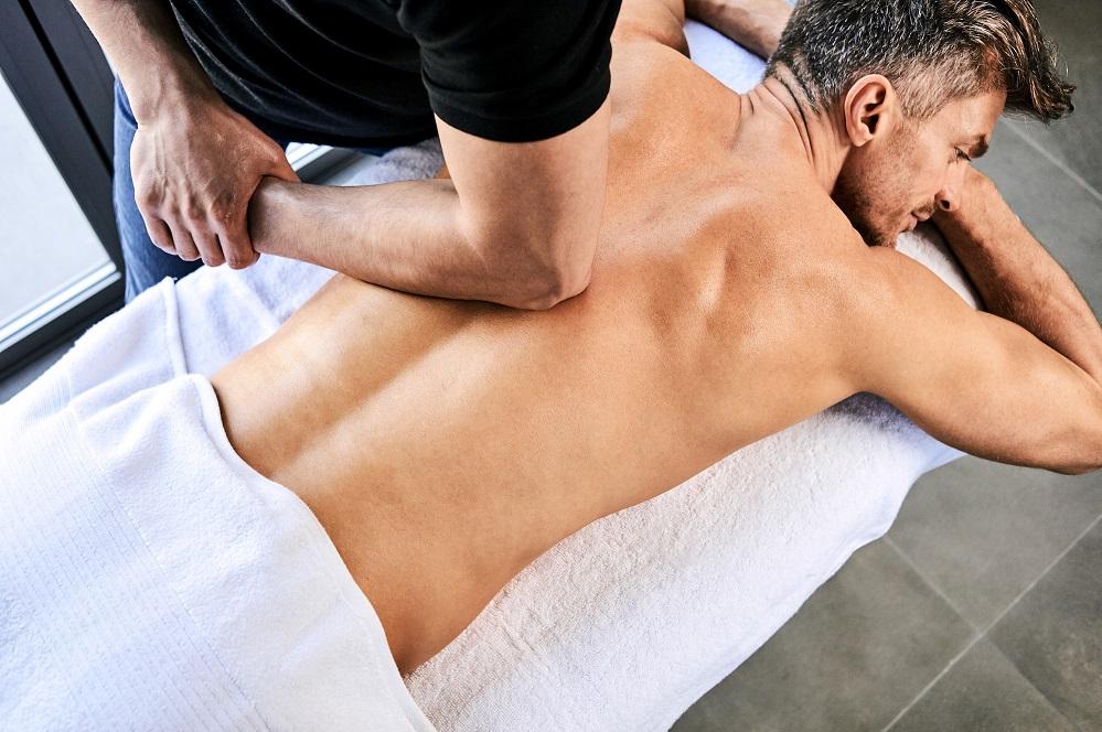 Les bienfaits du massage des tissus profonds