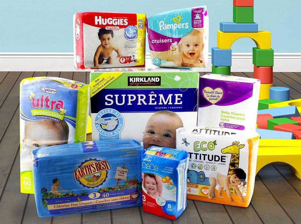 Les meilleures couches bébé pour peaux sensibles – Avis & meilleurs choix