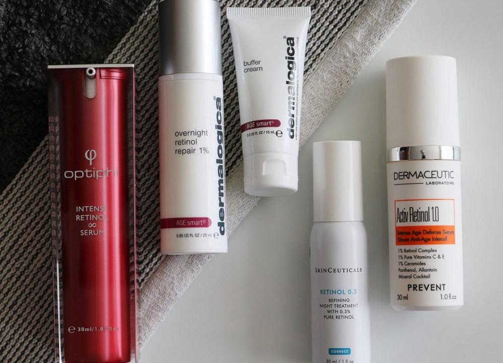 Les 3 meilleures crèmes au rétinol pour les peaux acnéiques