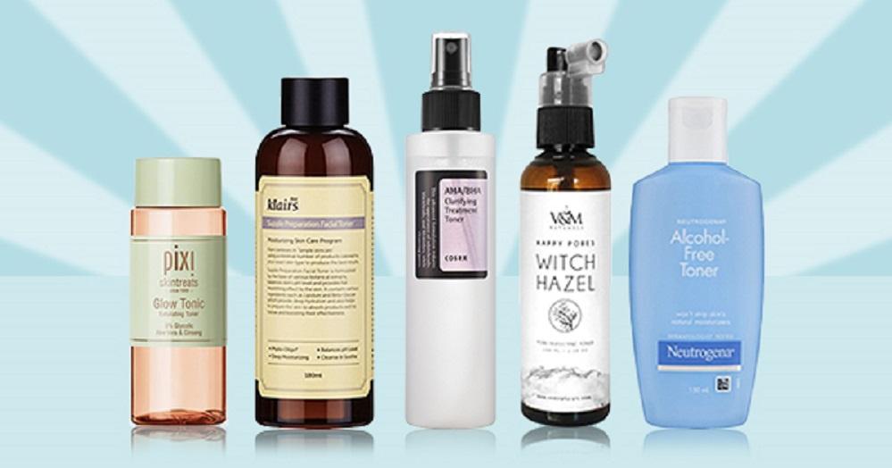 Les 3 meilleures lotions toniques pour l'acné – Avis et conseils