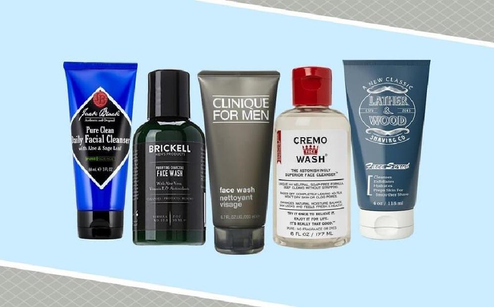 Les 3 meilleurs nettoyants visage pour hommes à la peau grasse – Avis & meilleurs choix