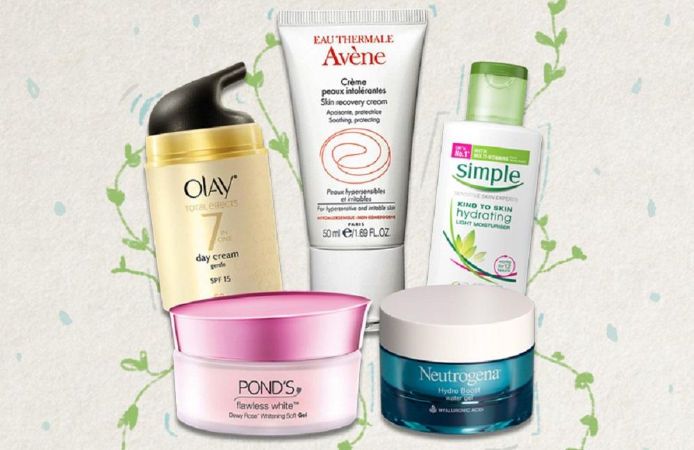 Les 3 meilleures crèmes hydratantes pour peaux sensibles – Avis & suggestions d'achat