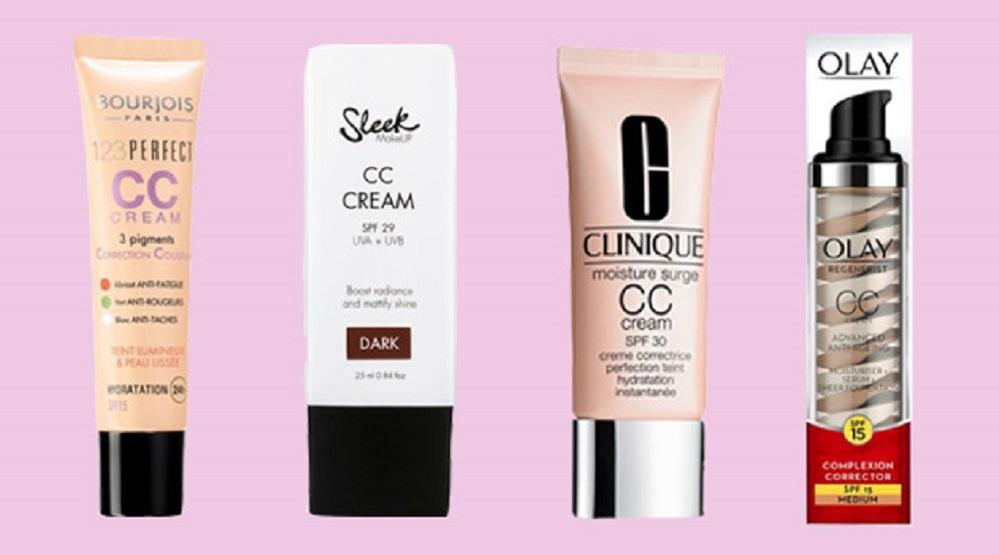 Les 5 meilleures CC crèmes - Avis & meilleurs choix