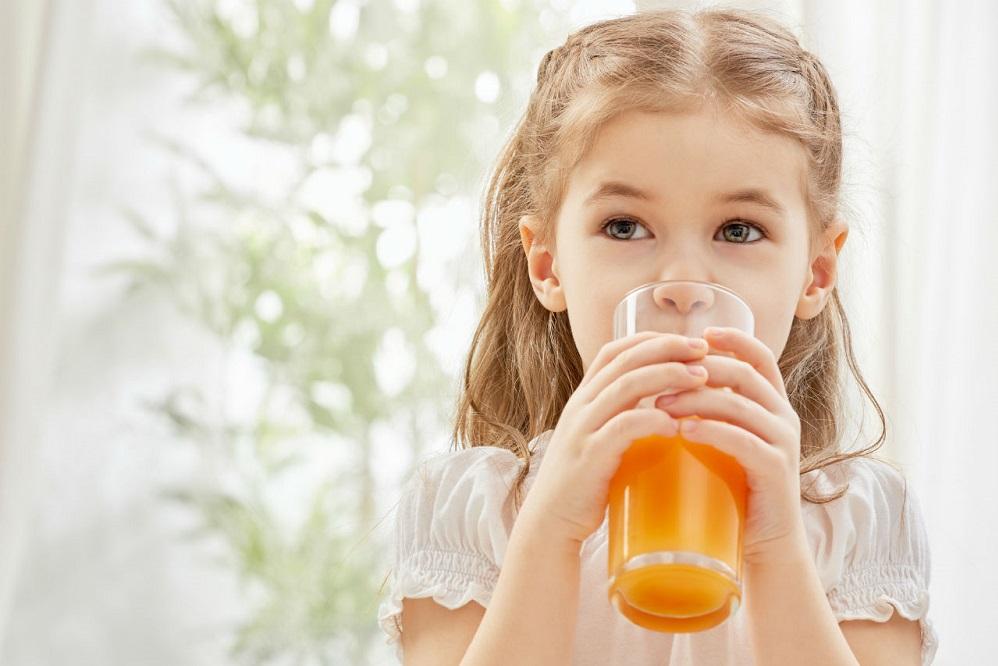 Teneur en sucre dans les boissons pour enfants