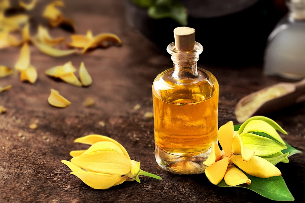 Utilisations possibles de l'huile essentielle d'Ylang-Ylang