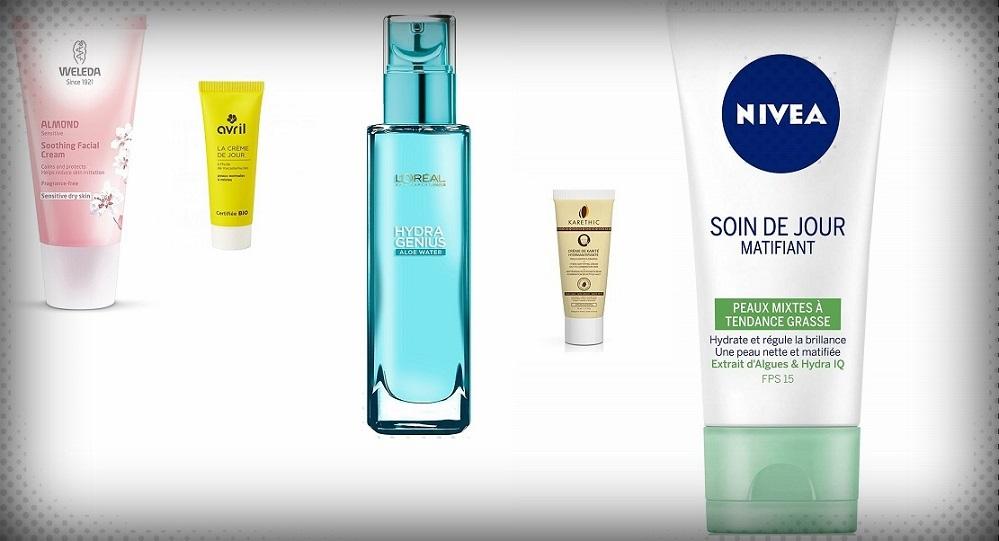 Les 5 meilleures crèmes hydratantes pour peaux mixtes – Avis & meilleurs choix