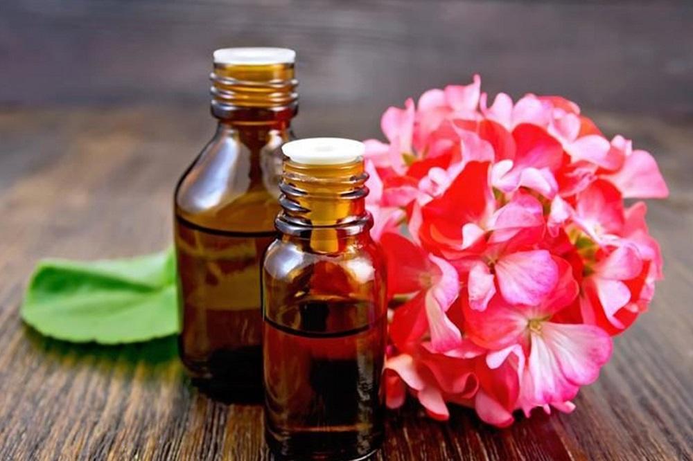 Bienfaits de l'huile essentielle de géranium sur la santé