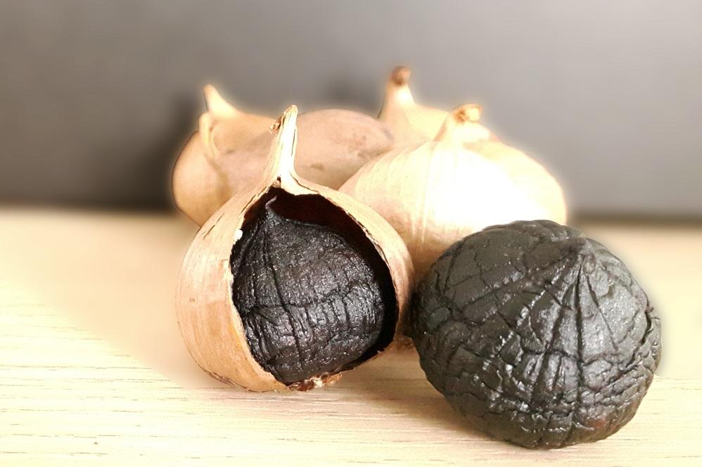 Bienfaits de l'ail noir sur la santé