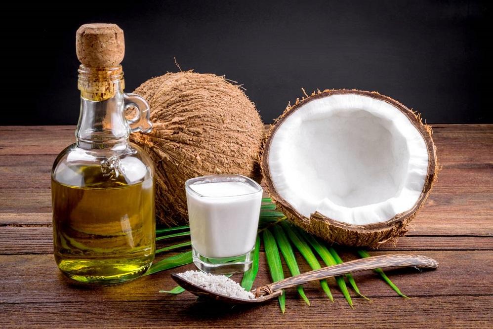 Bienfaits de l'huile de noix de coco sur la santé