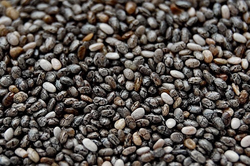 Bienfaits des graines de chia pendant la grossesse