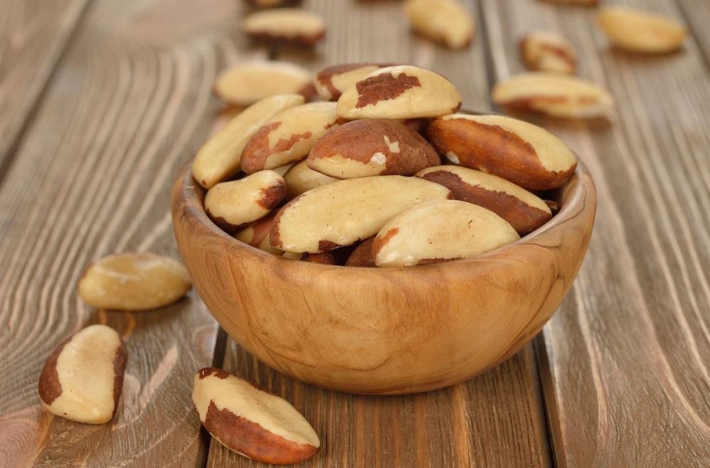 Bienfaits des noix du Brésil sur la santé