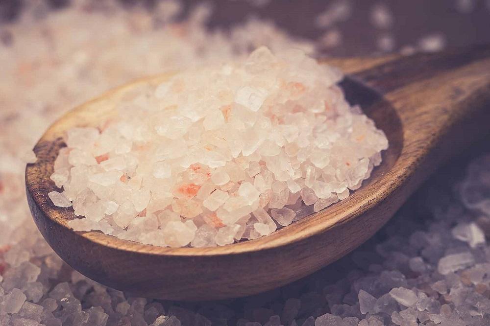 Bienfaits du sel rose de l'Himalaya sur la santé