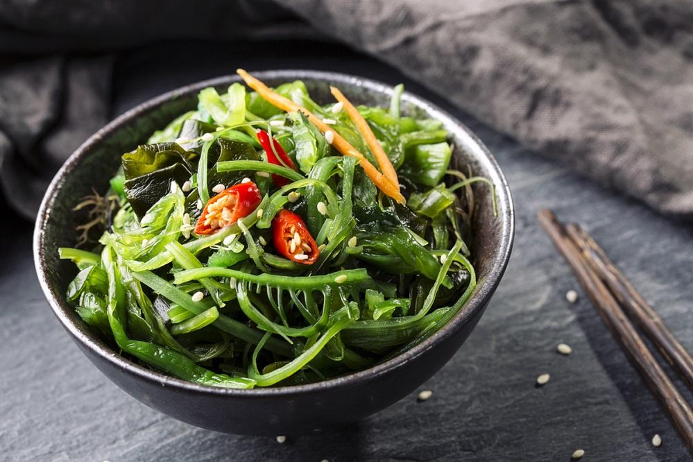 Bienfaits du wakame sur la santé