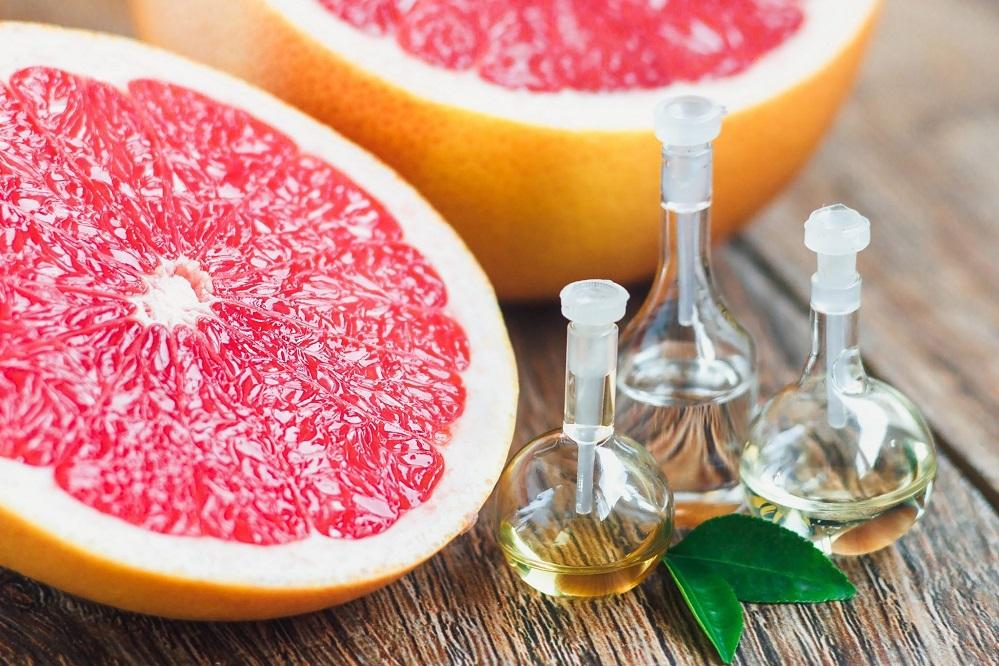 6 utilisations de l'huile essentielle de pamplemousse