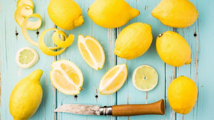 Bienfaits des citrons sur la santé (+ valeur nutritive)