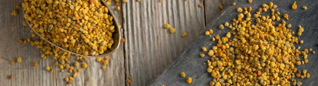 Bienfaits du pollen d'abeille sur la santé