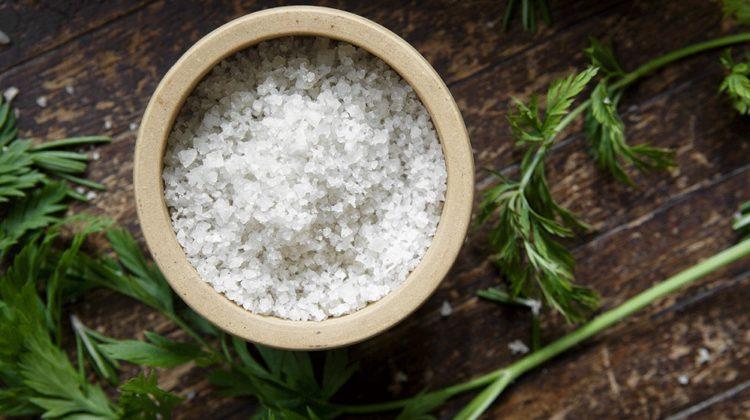 Bienfaits du sel de mer celtique sur la santé