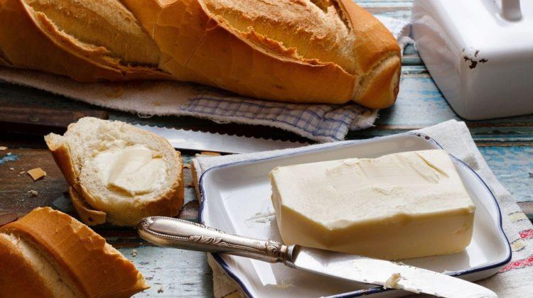 Valeur nutritive du beurre (+ risques pour la santé)