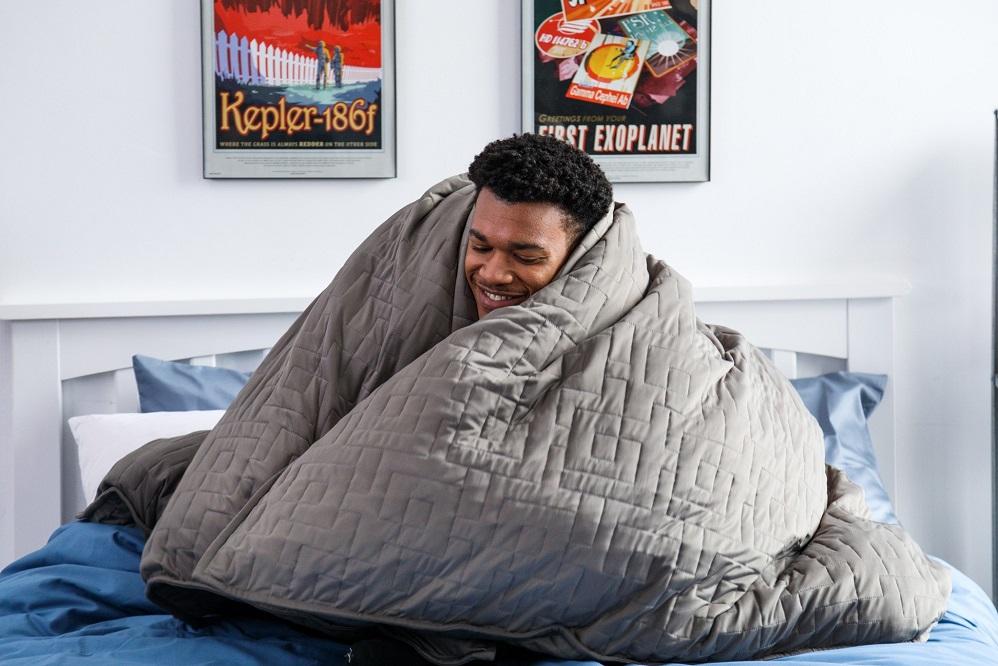 5 des meilleures couvertures lestées pour l'anxiété et le sommeil