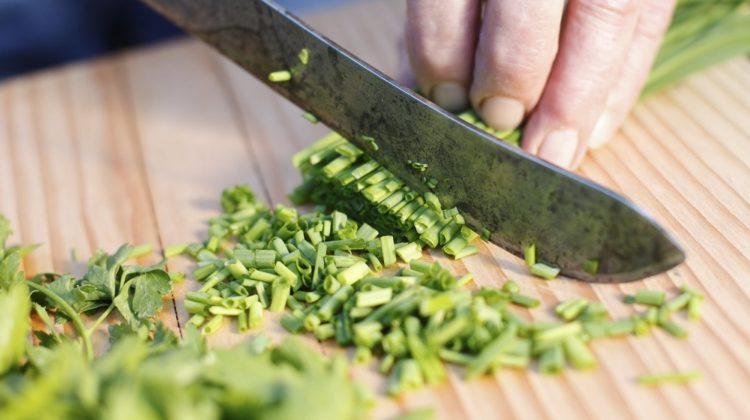 Ciboulette vs. Oignons verts