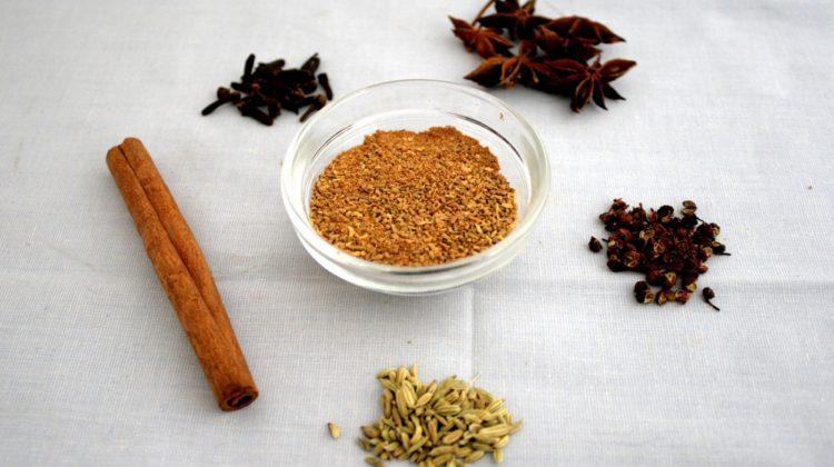 Les meilleurs substituts à la poudre cinq épices chinoise