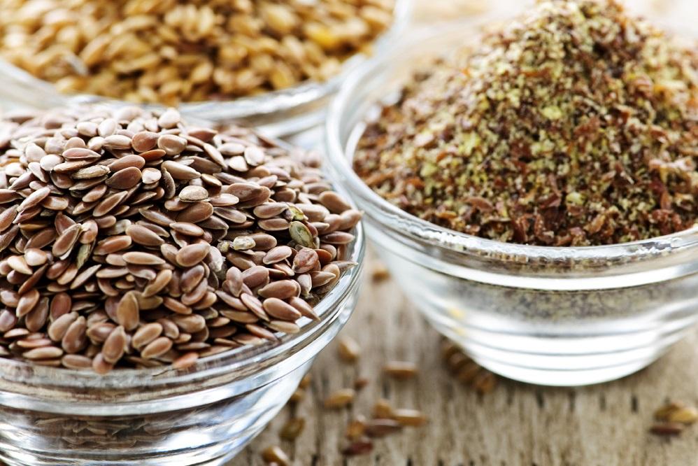 Les meilleurs substituts aux graines de lin