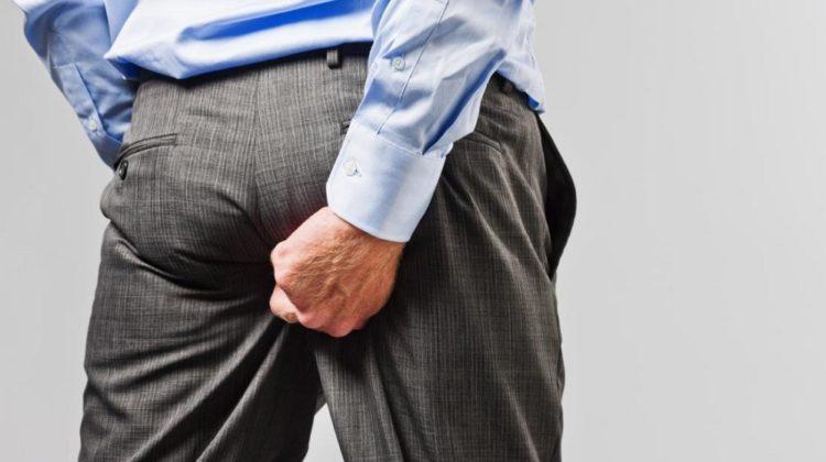 Pouvez-vous attraper un zona sur les fesses ?