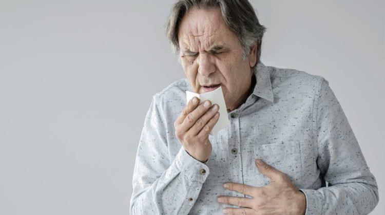 Quels sont les symptômes d'une infection pulmonaire ?