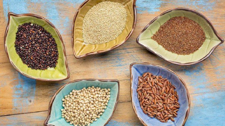 12 céréales anciennes bonnes pour la santé