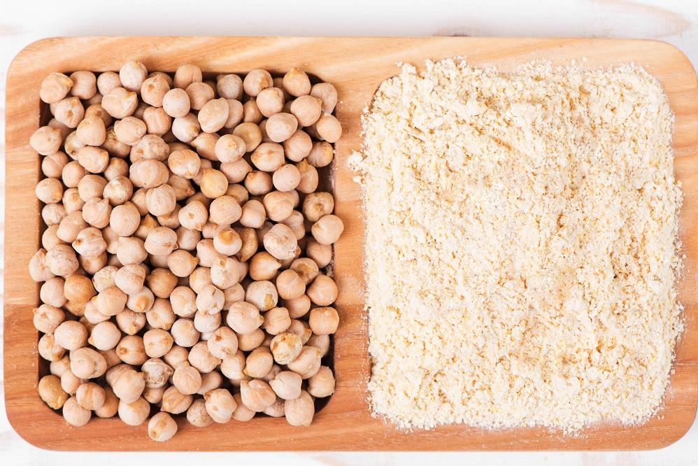 Bienfaits de la farine de pois chiche sur la santé (+ valeur nutritive)
