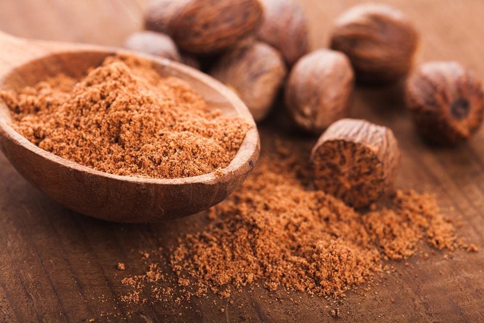 Bienfaits de la noix de muscade sur la santé
